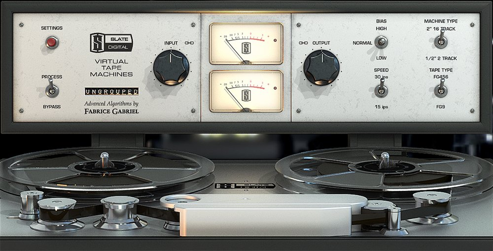 Slate Digital Virtual Tape Machines (iLok2 Included) by Slate Digital