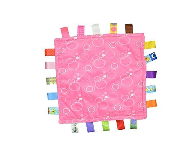 Image Unavailable. Image not available for. Color  J C Family Owned 7Style  30cm Baby Comforting Taggies Blanket Super Soft Square Plush Baby Appease  Towel 2c3ad66d3