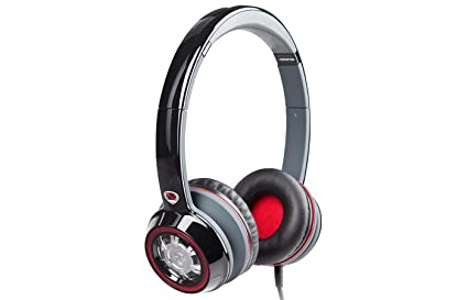 dbfbe543ec2 Image Unavailable. Image not available for. Color: Monster Ncredible Ntune  On-Ear Headphones ...