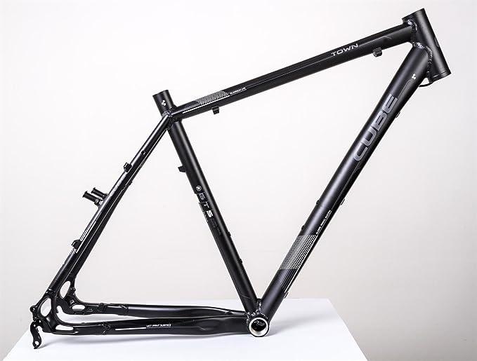 28 pulgadas Aluminio Cube Town bicicleta marco Trekking Bike RH 54 ...