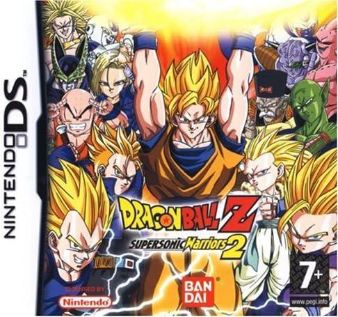 Dragon Ball Z ~ Supersonic Warriors 2 ~: Amazon.es: Videojuegos