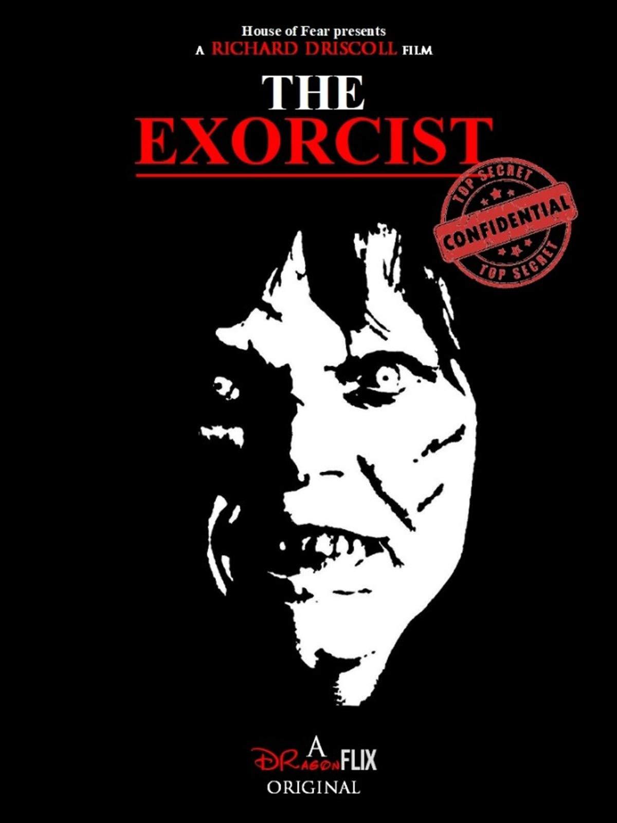 EXORCIST confidential on Amazon Prime Video UK