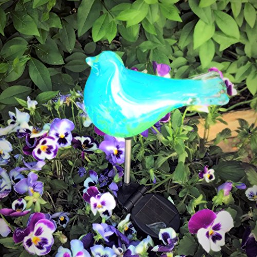 Enchanted Garden Solar Post Light