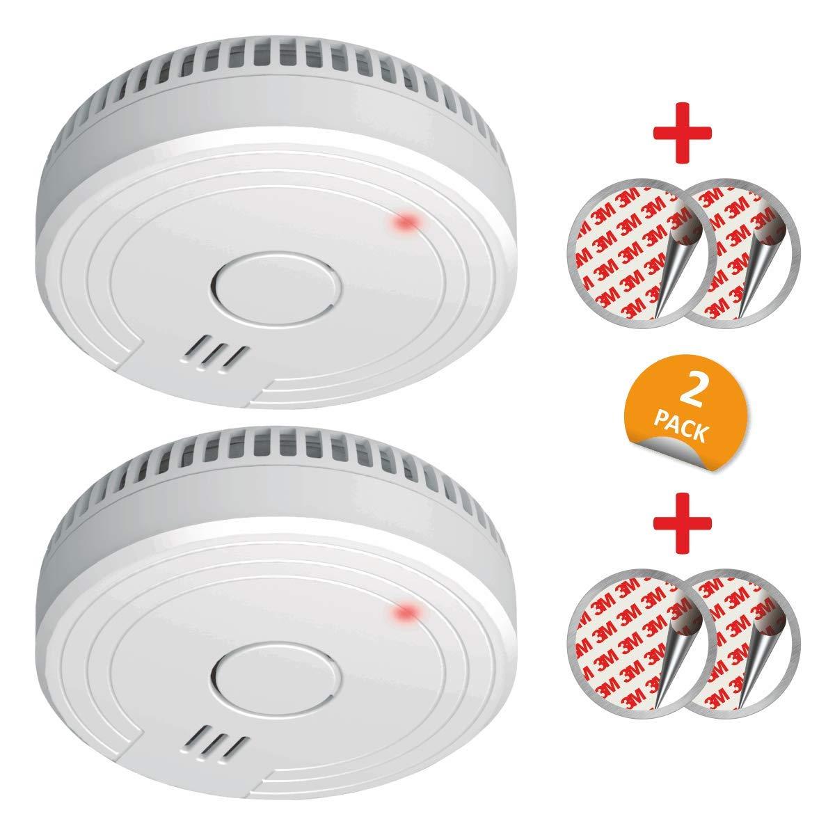 ELRO FS1805 Detectores de Humo Blanco 2 Stück Set de 2 Piezas product image