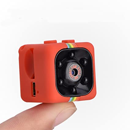 1080P HD Mini Spy Camera Night Vision Micro DVR Camcorder Video Support TF Card