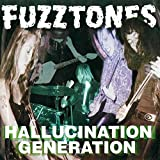 The Fuzztones - Hallucination Generation - Darkzone Records - DZ-01