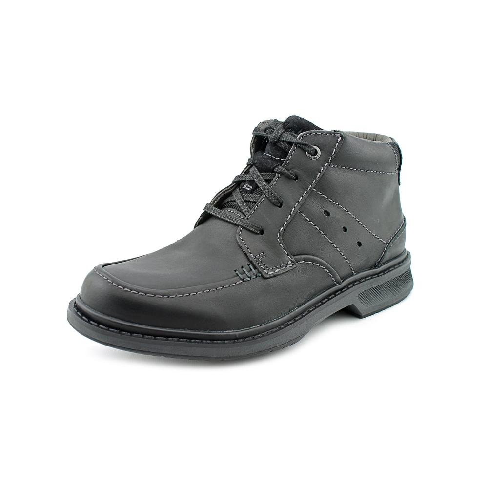 CLARKS New Men's Wave Center Top Boots B00M3F2A6C 7 D(M) US|Black