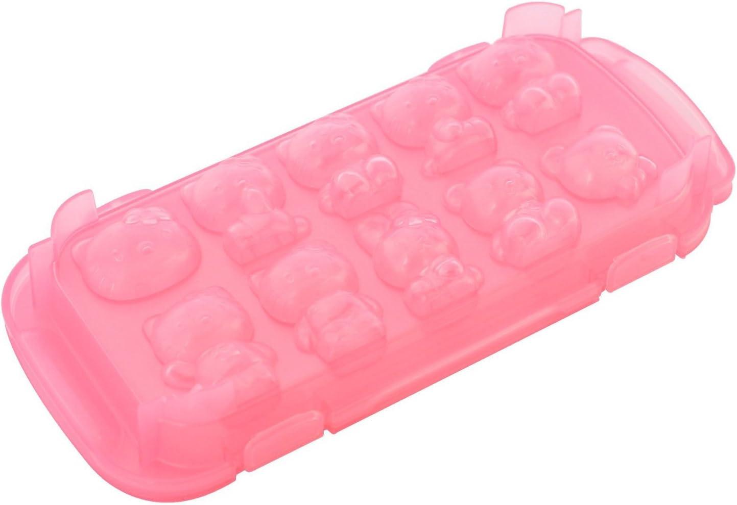Sanrio Hello Kitty Shaped Ice Cube Tray