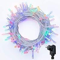 Cadena de Luces WISD 52.8M 500 LED Multicolor