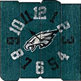 Imperial Officially Licensed NFL Merchandise: Vintage Square Clock