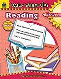 Daily Warm-Ups: Reading (Grd 1), Mary Rosenberg, 1420634879