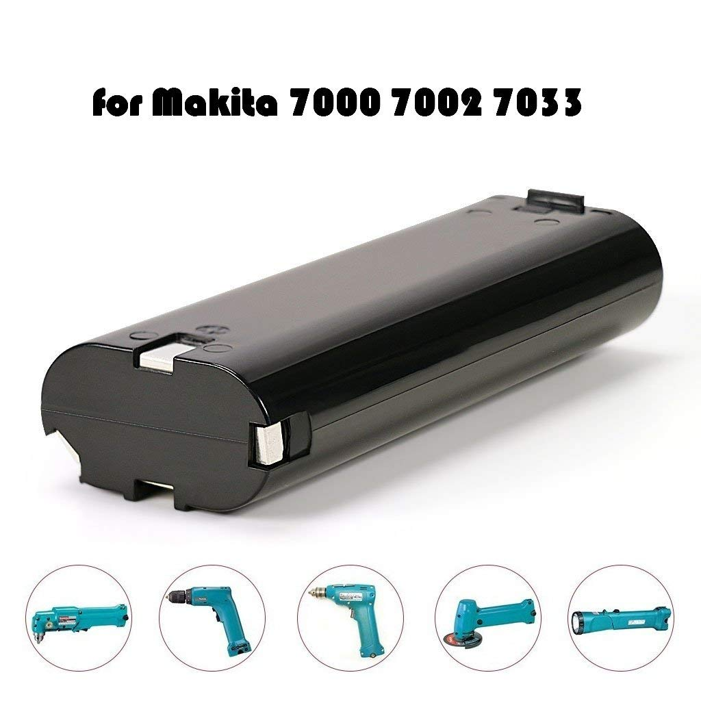 Akku 3.0Ah für MAKITA ML700 Flashlight