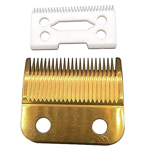 Bulrusely - Cuchilla de repuesto para Wahl, cuchillas de corte de ...