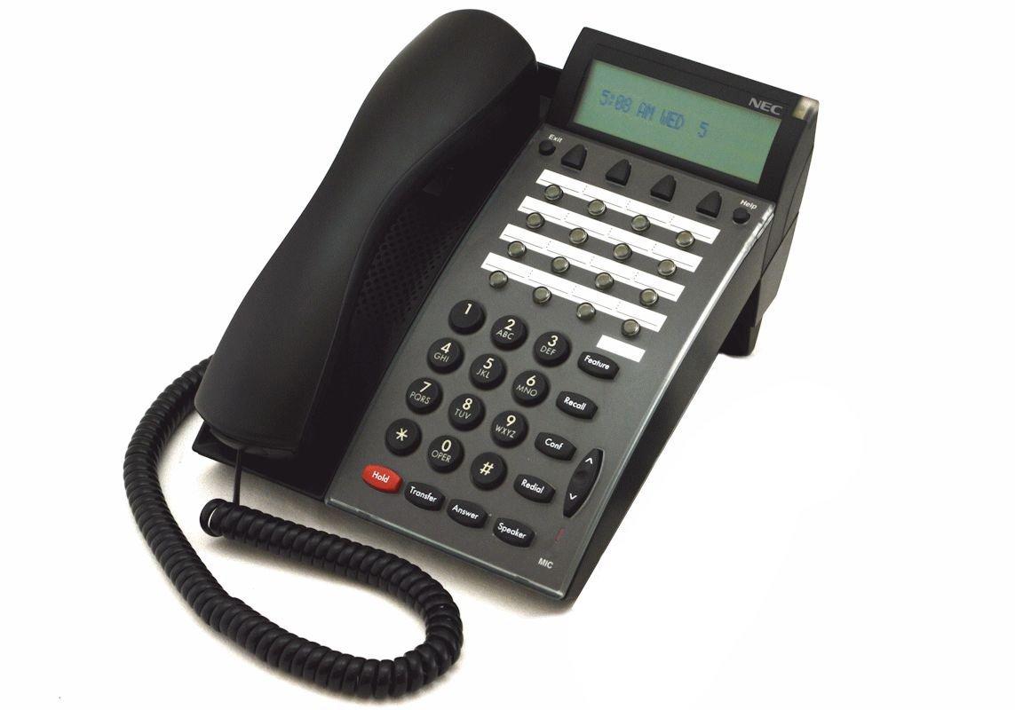 NEC Electra Elite DTU-16D-2 Black PHONE (Part# 770032)