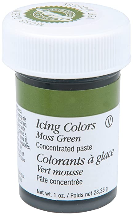 Top 9 Gel Food Coloring Sage Green