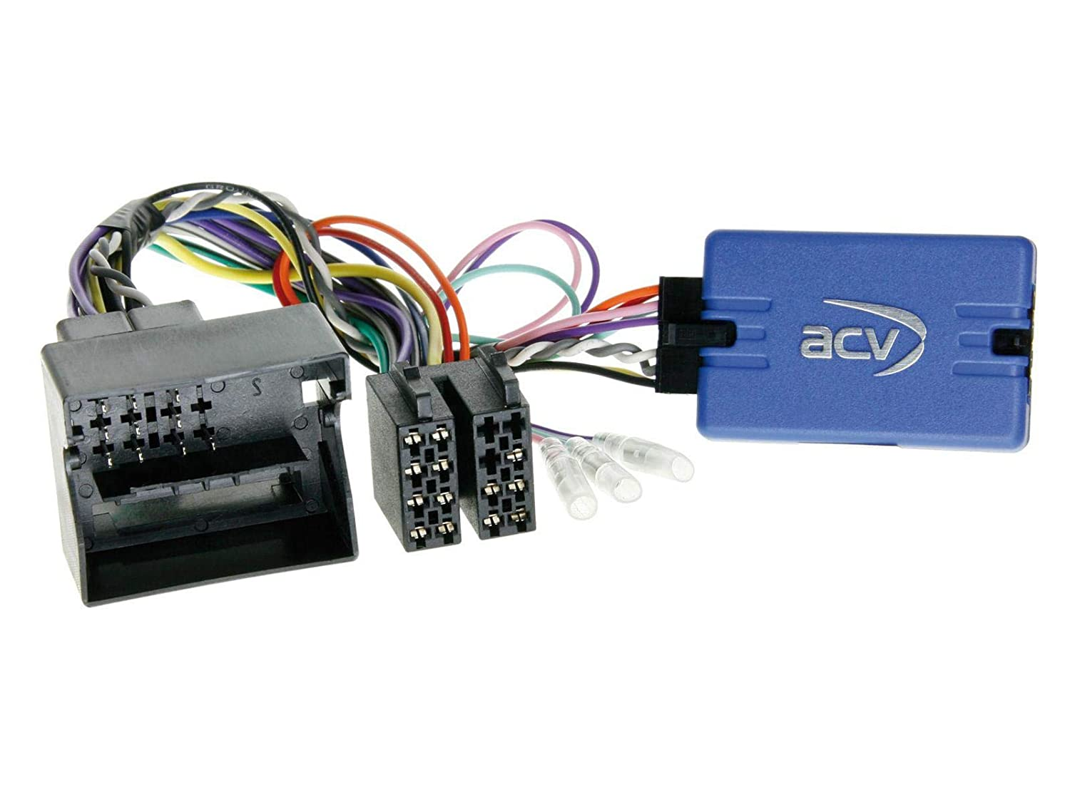 ACV 42/LCD Ct Steering Wheel Remote Control Adapter