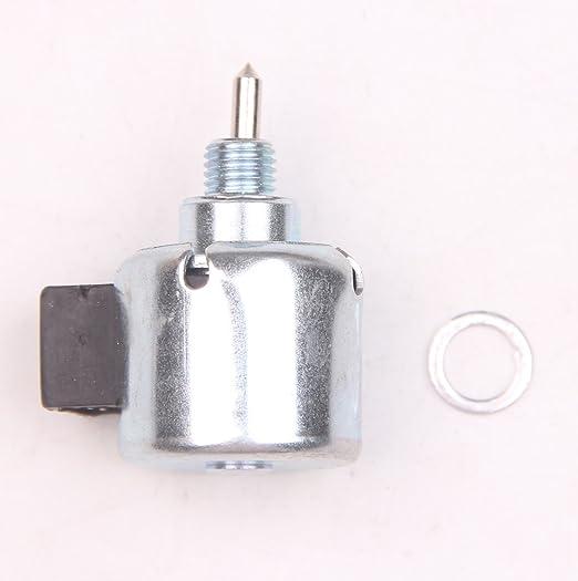 BH-Motor Solenoide de Combustible de Repuesto para cortacésped ...