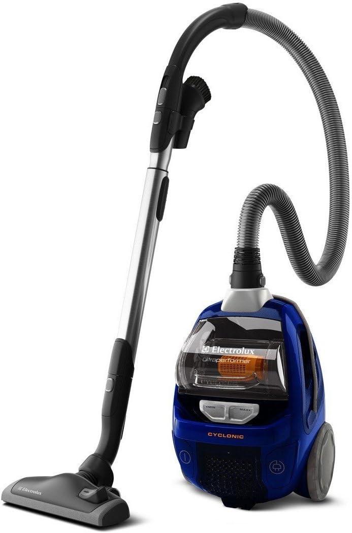 Electrolux ZUP3820B - Aspiradora (2100 W, Aspiradora cilíndrica, Secar, Sin bolsa, 1,25 L, HEPA): Amazon.es: Hogar