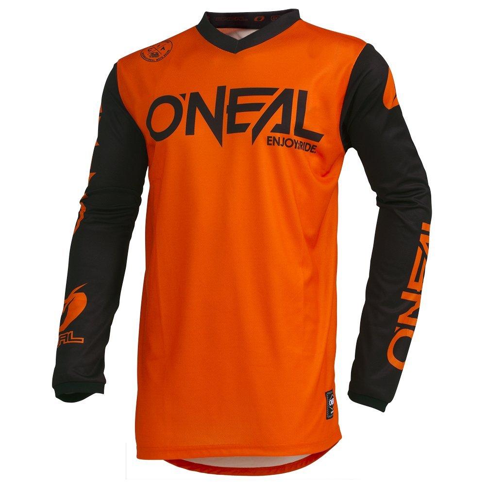 ONeal Mens Threat Jersey Orange, Large