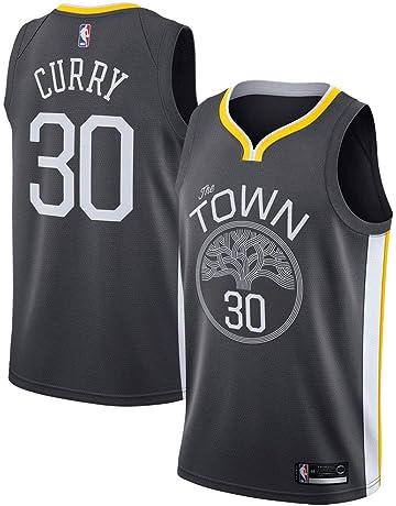 41c05036104 Men s Golden State Warriors Stephen Curry Swingman Jersey  30 -Black