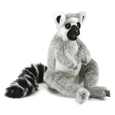 Folkmanis Ring-Tailed Lemur: Toys & Games