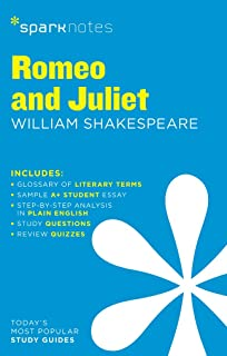 CliffsNotes on Shakespeare's Romeo and Juliet (Cliffsnotes