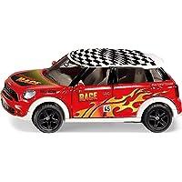 siku 6504, Knutselset Style my siku, MINI Countryman Race, gelimiteerde oplage, metaal/kunststof, rood, speelgoedauto…