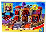 Imaginext Dragonmont's Fortress with Video