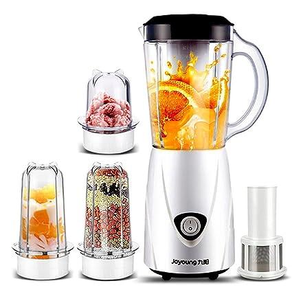 W&lx Licuadora de alimentos auxiliar, Máquina cocina multifuncional de la leche de soja, Molienda