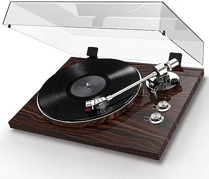 LVSSY-Tocadiscos Bluetooth para Discos de Vinilo Viene con ...