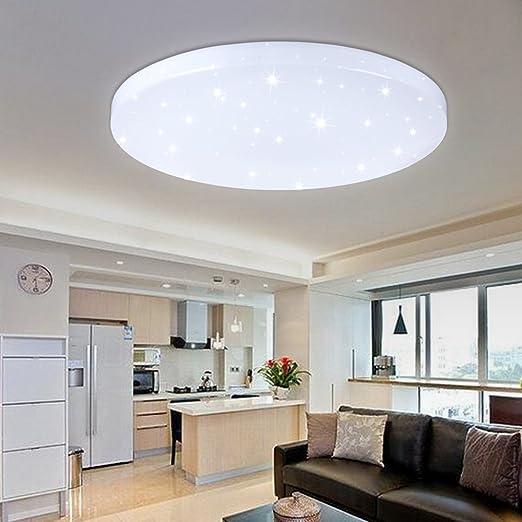 HG® 50W LED Plafoniera Plafoniera Lampada da parete bianca ...