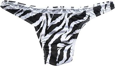 Mens Panty Bikini Brief Lingerie black /& white plus other colours