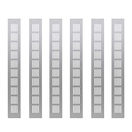 Saim Metal Air Vent Grille for Wardrobe Shoes Cabinet Sink ...
