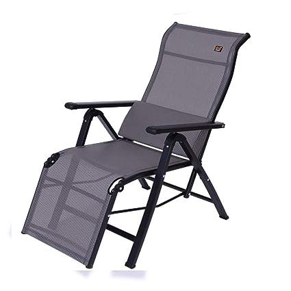 Superb Amazon Com Lounge Chairs Zhirong Folding Chair Adjustable Creativecarmelina Interior Chair Design Creativecarmelinacom
