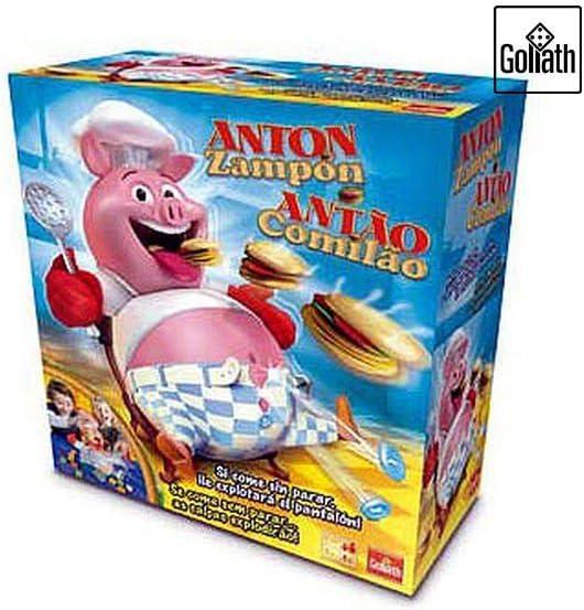 Antón Zampón Goliath 3379: Amazon.es: Juguetes y juegos