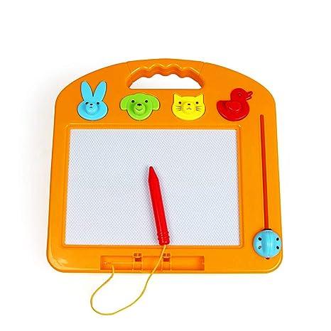 D_HOME Tablero de Dibujo para niños pequeños Color Grande ...