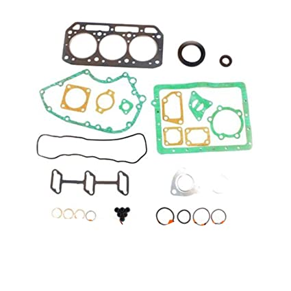 SINOCMP S3Q2 S3Q2T Engine Gasket Kit - Excavator Parts For 303 5C