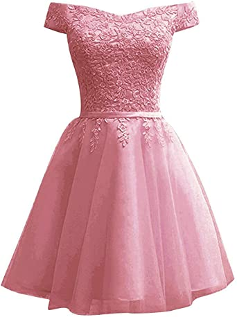 Oyisha Off Shoulder Junior Short Prom Homecoming Dresses 2020 Teen Formal Wedding Party Dress On101 At Amazon Women S Clothing Store,Wedding Guests Dresses 2020