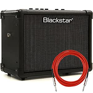 blackstar id core 10 10 watt 1 channel stereo guitar combo amplifier with built in. Black Bedroom Furniture Sets. Home Design Ideas