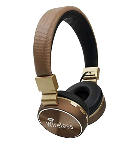 Auriculares Bluetooth Inalámbricos, Diadema, Micrófono Incorporado y Manos Libres, con Cable Audio Jack