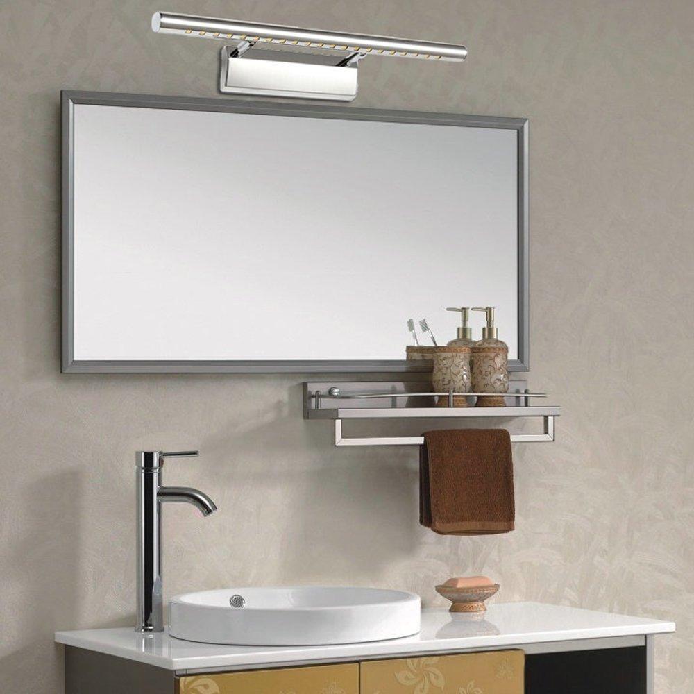 Lightess Lampada da Specchio a LED 5W, Luce da Muro per Bagno ...