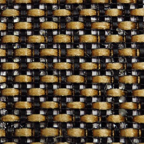 Tan Grill Cloth (Mojotone Black and Tan Grill Cloth 33