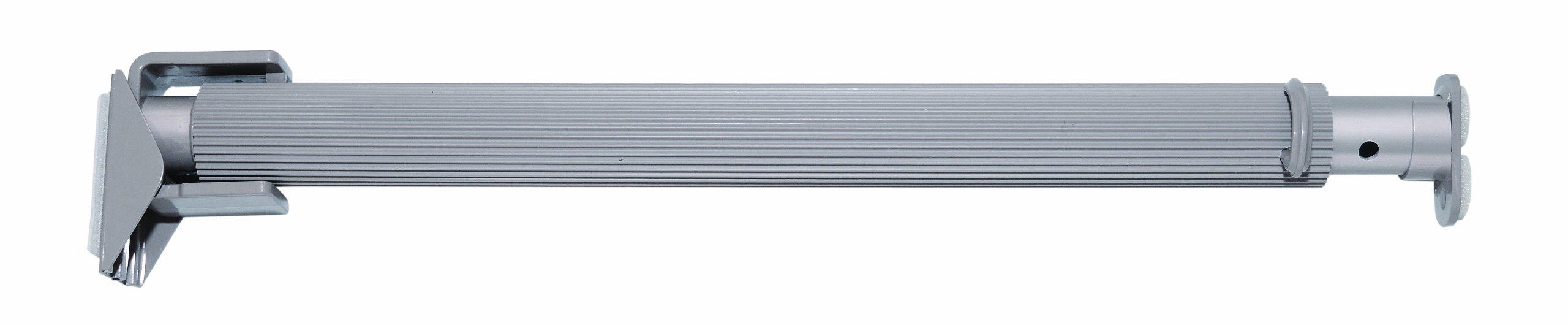 Wedgit Tan Maxi Twist Tight Adjustable Sliding Window & Door Security bar extends from 25'' to 42''