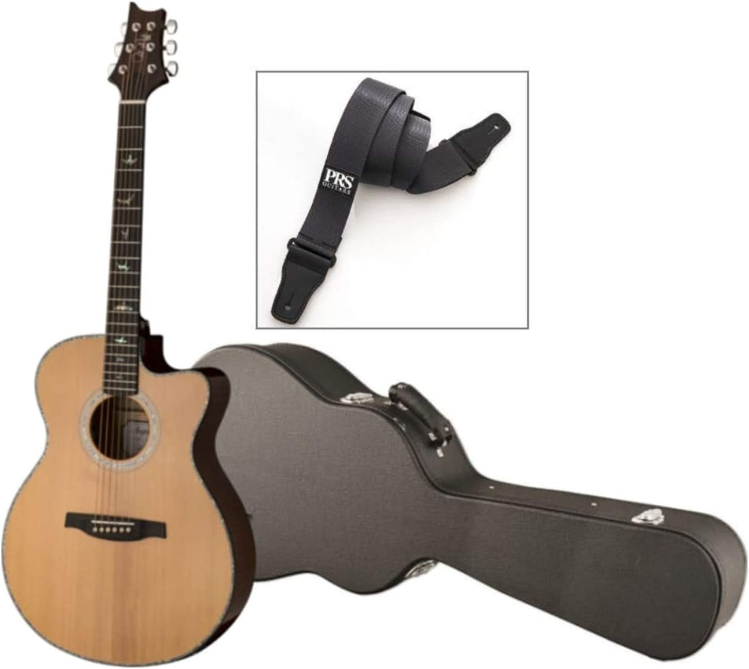 PRS SE A50E Paul Reed Smith SE Angelus A-50E Guitarra eléctrica ...