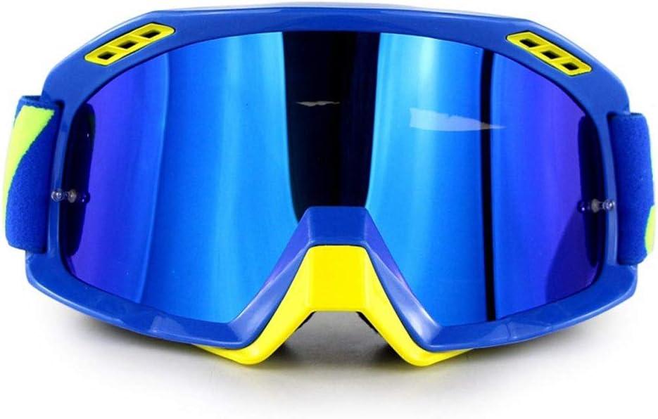 サングラスゴーグル防塵ミラー防風ミラーもっとゴーグルオートバイレーシングゴーグル屋外に乗って目の保護防風冬のスキーメガネ男性と女性の機器 Two