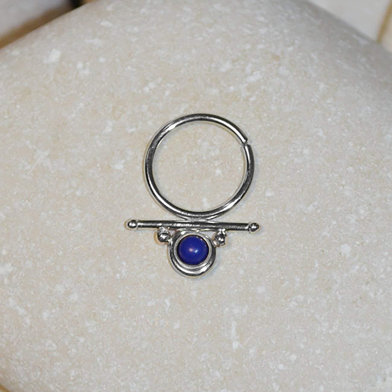 septum hoop helix earring helix hoop -cartilage hoop helix piercing jewelry nose ring