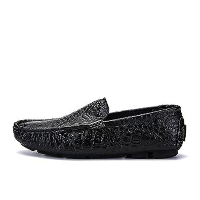 Amazon.com: Zapatos Casuales para Hombre Marca Lujo 2019 ...