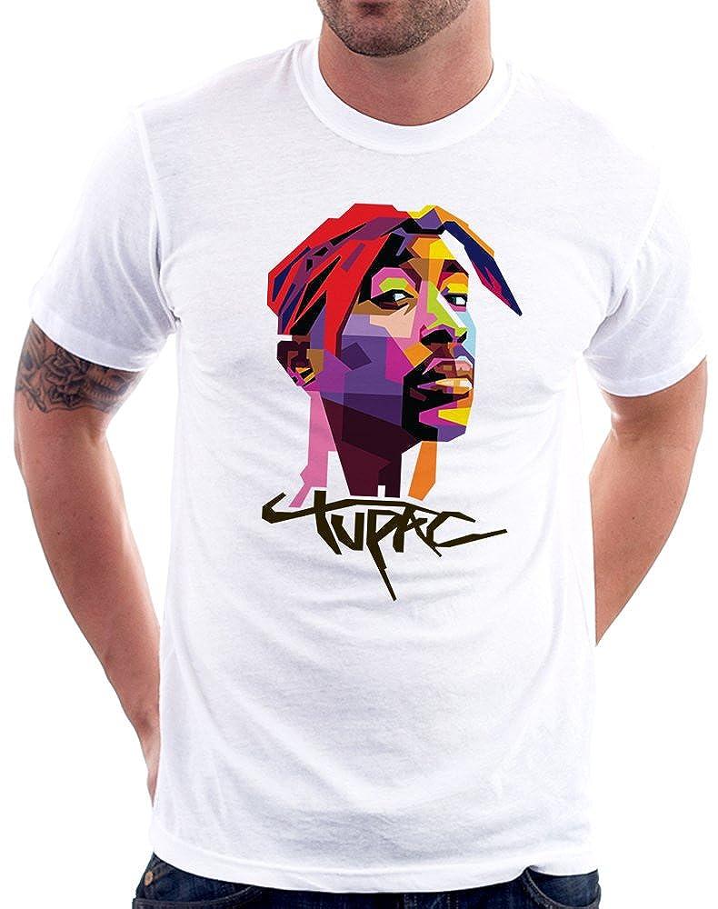 Top10  Tupac Shirt - 2pac Tribute Shirt - All Eyez On Me - Legend Rappers  Hip Hop - Thug Life 8b30202bb
