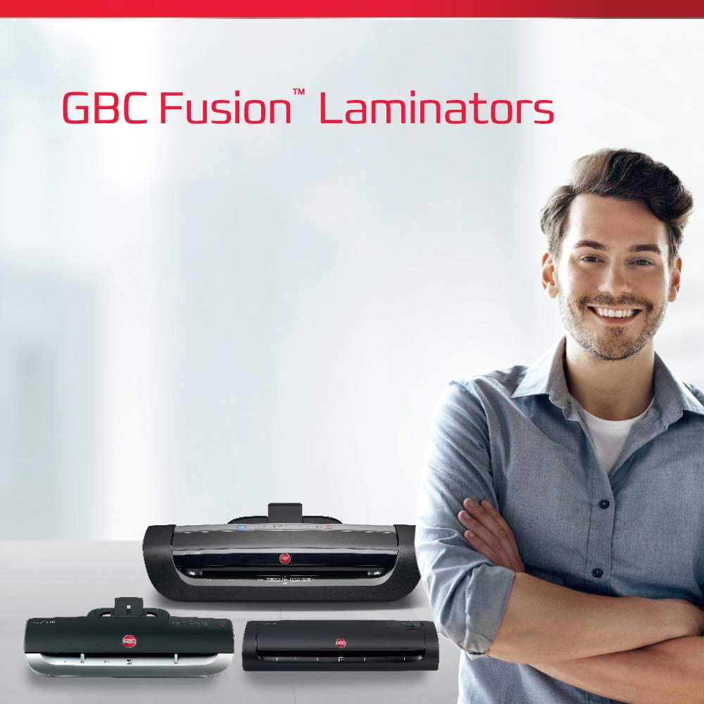 color negro formato A3 Plastificadora GBC Fusion 3100L