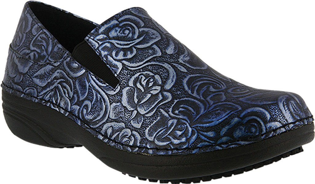 Womens Clogs B078XHJ4PZ 10|Blue Multi Clouds Blue Multi Clouds 10